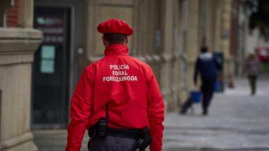 La Policía disuelve un botellón de 600 personas en Pamplona