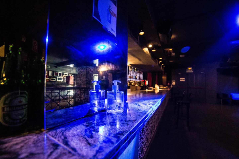 Discoteca en Murcia.