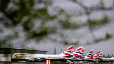 British Airways reduce a 270 los despidos de pilotos a cambio de bajar un 20% los sueldos