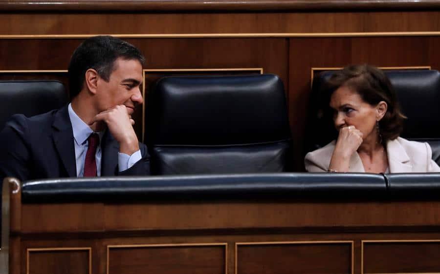 La falta de acuerdo en la reconstrucción evidencia la debilidad de Sánchez ante los Presupuestos