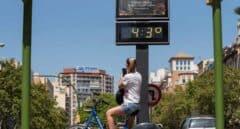 Este es el pueblo que registró el miércoles la temperatura más alta de España: 43 grados