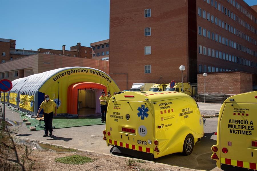 El TSJC admite a trámite un recurso contra el confinamiento en Lleida