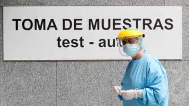 Sanidad suma 1.244 contagios al total tras un fin de semana sin actualizar los datos