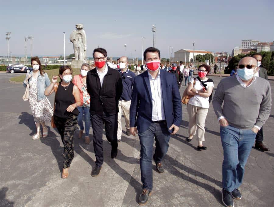 """La oposición gallega azuza el miedo al virus y piensa en una abstención """"récord"""""""