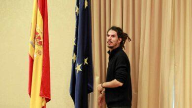 El 'número dos' de Podemos inutilizó un chat de abogados para que no se filtraran conversaciones del 'caso Dina'