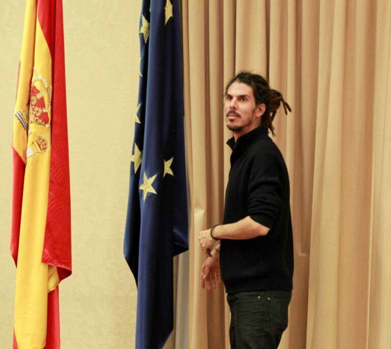 El Supremo cita a Alberto Rodríguez (Podemos) como investigado por atentado contra la autoridad