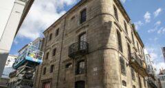 Los Franco ponen en venta la Casa Cornide durante el juicio por el Pazo Meirás