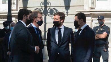 """Los barones del PP no quieren listas con Cs en Cataluña: """"Buscan maquillar su caída"""""""