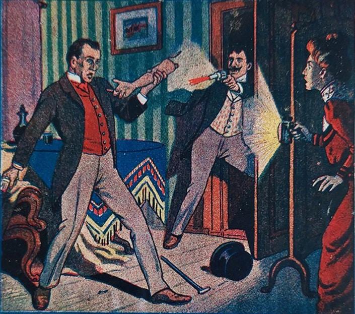 El misterio de las aventuras de Sherlock Holmes que no eran de Conan Doyle