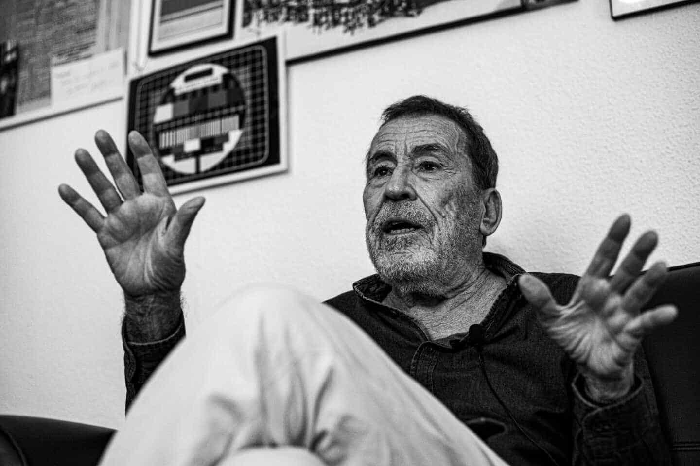 """El Madrid """"viscoso, denso y contradictorio"""" de la juventud de Fernando Sánchez Dragó"""