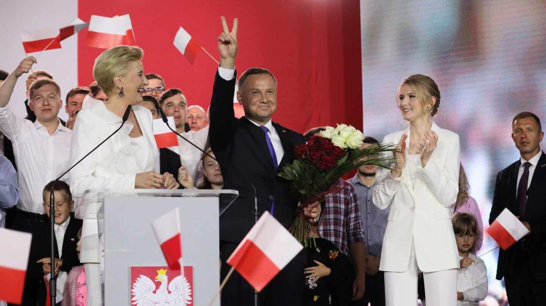 Polonia victoria elecciones