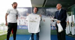 El emotivo discurso del atlético Martínez-Almeida felicitando al Real Madrid