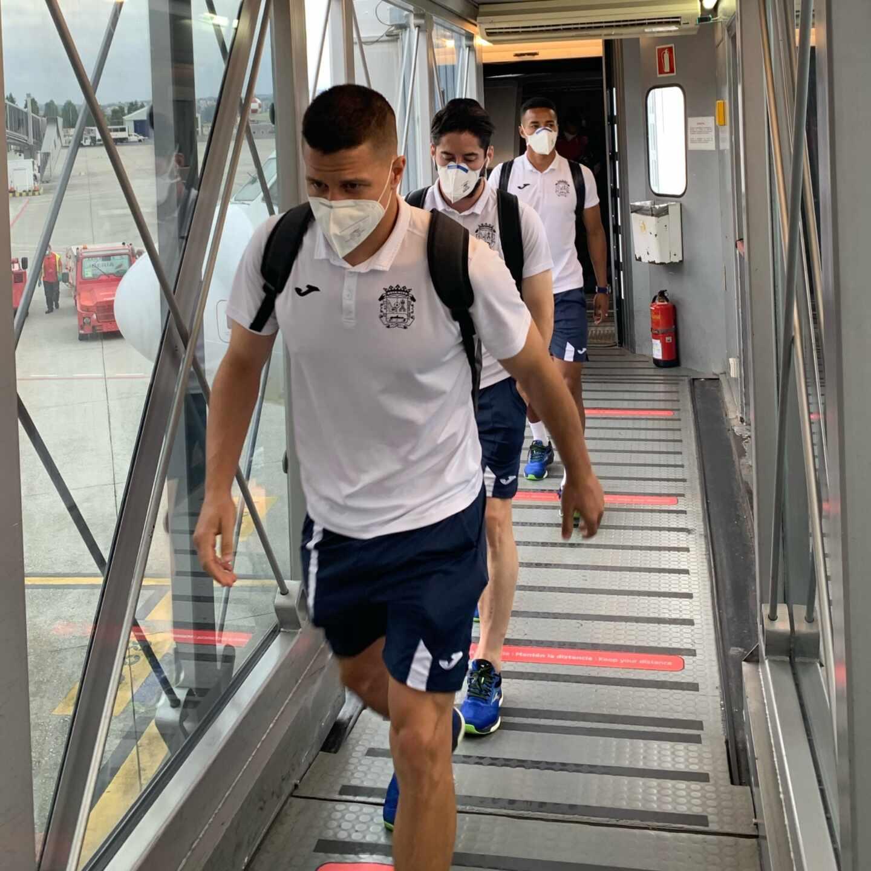 El CF Fuenlabrada anuncia cinco nuevos contagios