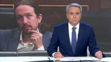 Cuando Vicente Vallés era célebre por sus cortes... a Mariano Rajoy