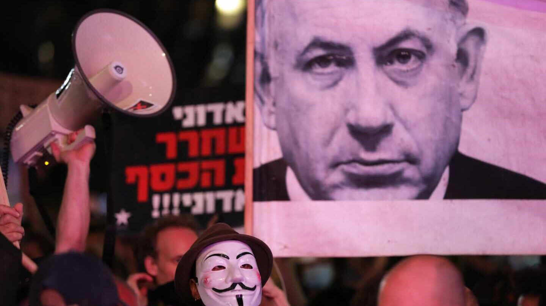 Israel protestas