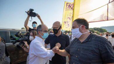 Podemos y ERC presionan con el indulto porque permite a los presos del 'procés' ir a elecciones