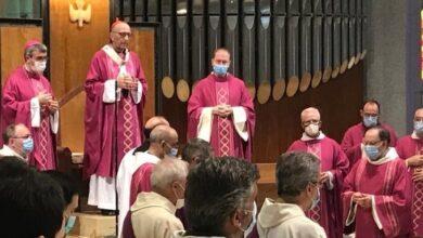 Torra sanciona al arzobispo Omella por celebrar misa el domingo en la Sagrada Familia
