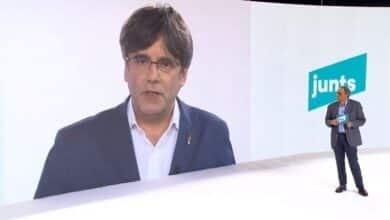 Puigdemont sigue militando en el PDeCat pese a presidir el nuevo Junts