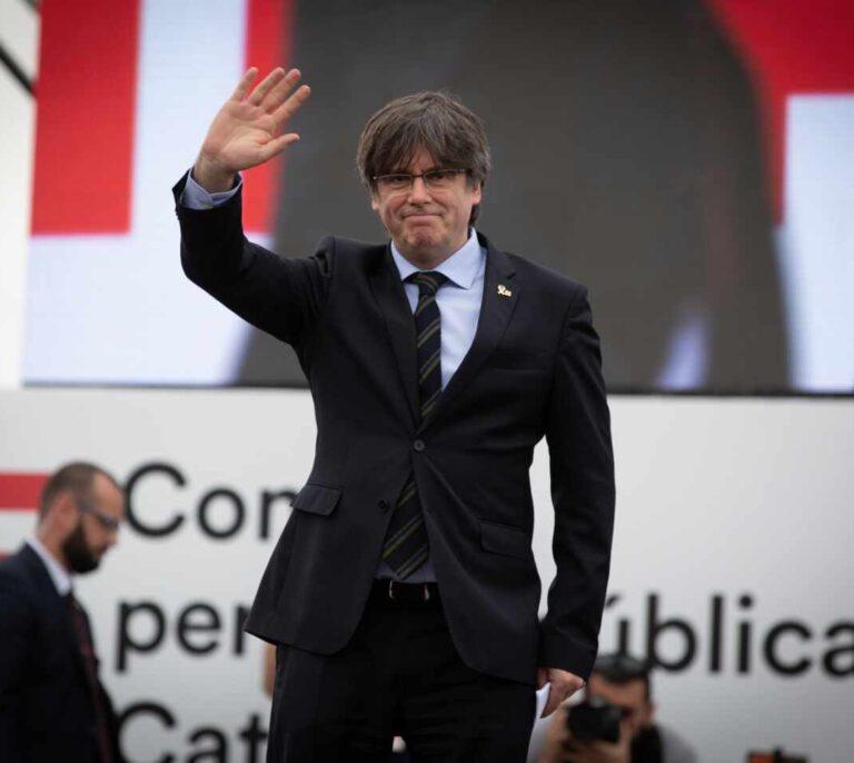 Puigdemont no podrá evitar la prisión si vuelve a España