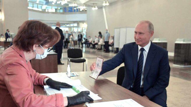 Putin referéndum