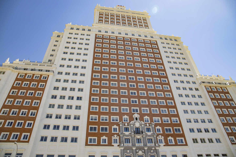 Edificio España, cuando Madrid tocó el cielo