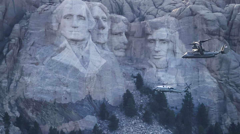 Monter Rushmore