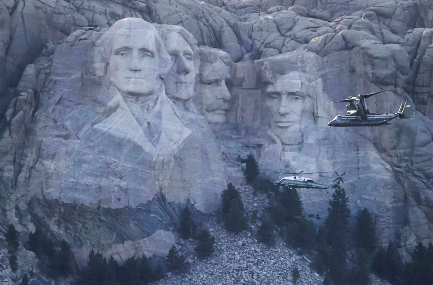 Monter Rushmore
