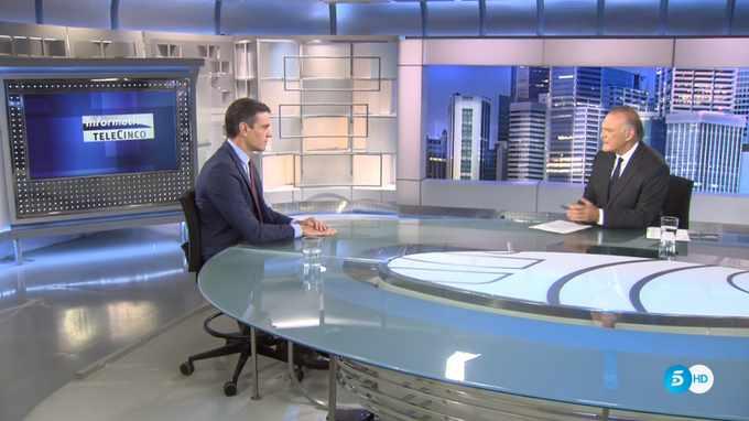 """Sánchez califica de """"desajustada"""" la decisión del Reino Unido, pero evita reproches"""