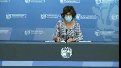 Euskadi decreta tres días después de las elecciones el uso obligatorio de mascarilla