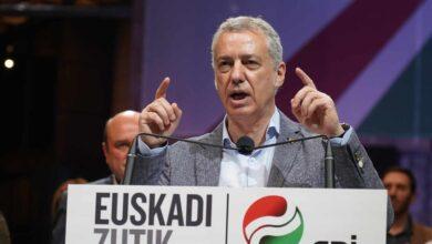 Urkullu afronta su tercer mandato con el aval de la mayoría absoluta