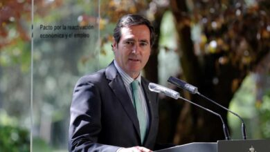 CEOE da el visto bueno a la propuesta del Gobierno para prorrogar los ERTE
