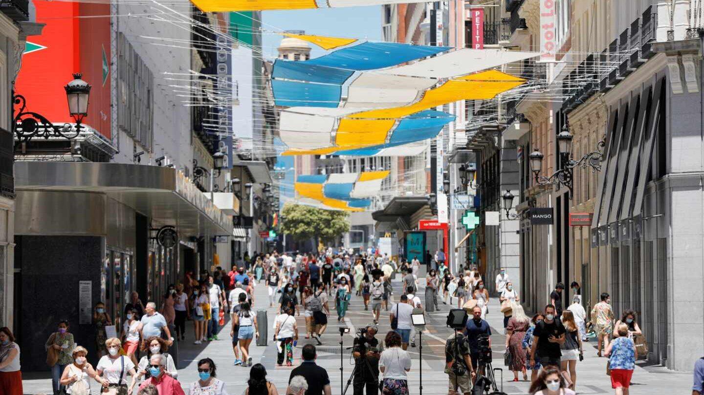 Madrid, de epicentro de la pandemia a apenas tres rebrotes: ¿Buena o mala  señal? - El Independiente