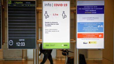 Los aeropuertos despegan pero aún sólo con una cuarta parte de los vuelos que el verano pasado