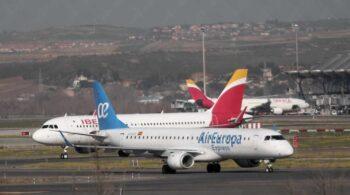 Iberia compra Air Europa por 500 millones a pagar en cinco años