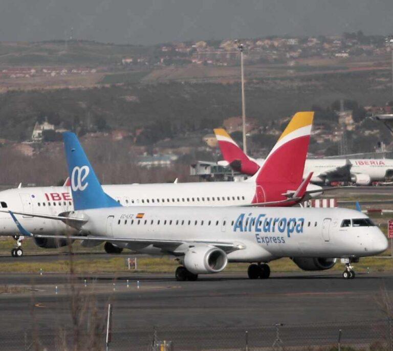 Iberia condiciona la compra de Air Europa a bajar el precio y al rescate del Gobierno