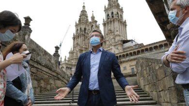 Feijóo gana las elecciones en Galicia y firma su cuarta mayoría absoluta