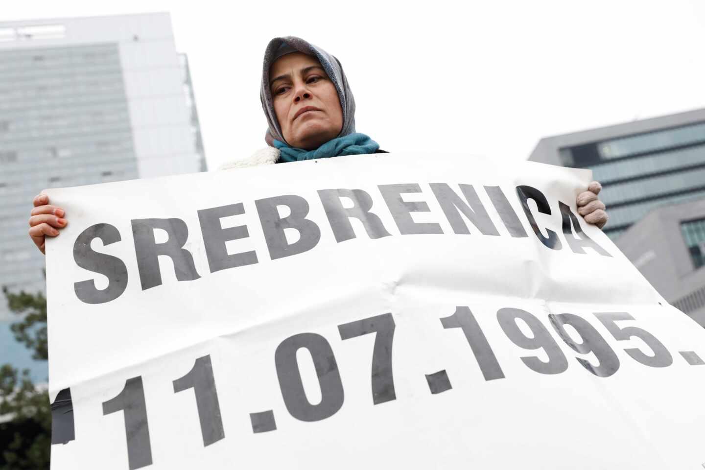 Srebrenica-11 de julio de 2005