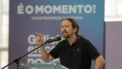 """Iglesias ve """"indigna"""" la """"huida"""" de Juan Carlos I y dice que el Gobierno """"no puede mirar hacia otro lado"""""""