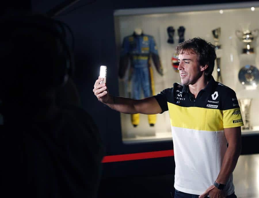 Fernando Alonso a anunciado que en 2021 volverá a competir en el Mundial de Fórmula Uno con Renault