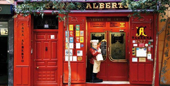 Estos son los cinco restaurantes más antiguos de Madrid