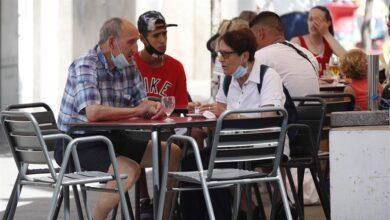 España cuenta ya con 123 brotes: el 45% a causa de reuniones familiares