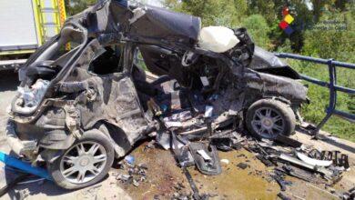 Dos jóvenes de 20 años mueren en un accidente de tráfico en Cádiz