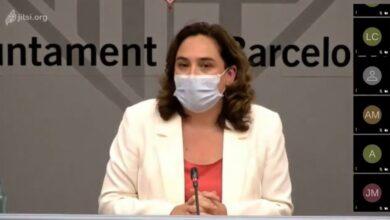"""Colau reclama a la Generalitat que """"se coordine internamente"""" y garantice el rastreo de contagios"""