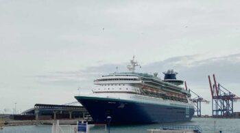 Los cruceros internacionales podrán atracar en los puertos españoles desde el 7 de junio