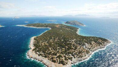 Siete islas del Mediterráneo que están en venta: de Tagomago a Stroggilo
