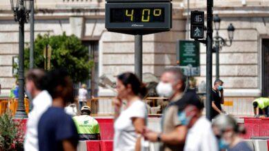 ¿Por qué no son fiables los termómetros de la calle?