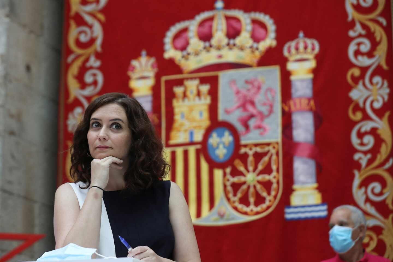 Ayuso anuncia que reforzará Madrid con más rastreadores