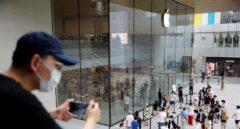 Una inmensa cristalera y 185 empleados: así es la tienda más grande de Apple en Asia