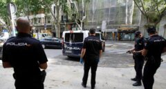 La Policía Nacional detiene a un hombre que se alojaba en hoteles sin pagar