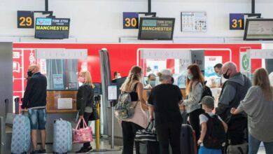 El turoperador TUI matiza y mantendrá los vuelos a Canarias y Baleares